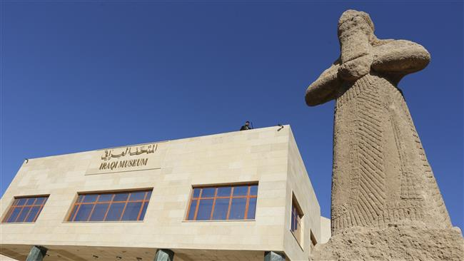 Photo of Iraq reopens national museum after 12 years