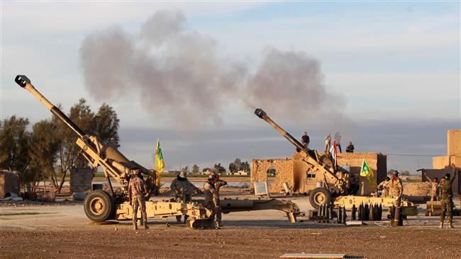 Photo of Iraqi forces edge closer to Tikrit, enter Albu-Ajil village