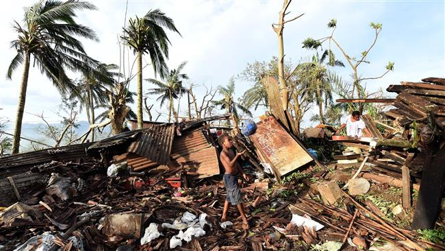 Photo of Cyclone Pam leaves at least 24 dead, 3300 displaced: UN