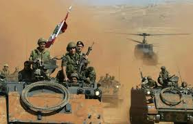 Photo of Lebanese Army Targets Terrorists in Arsal Barrens