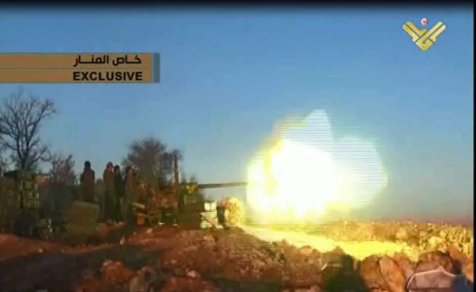 Photo of Syrian Army Targets Terrorists' Strongholds in Various Areas