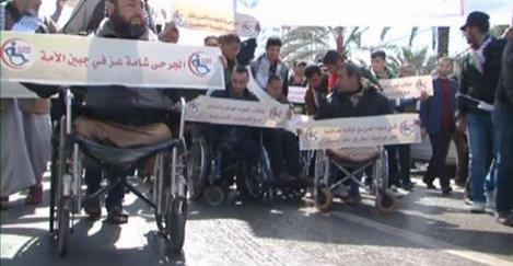 War-stricken Gazans urge greater medical assistance