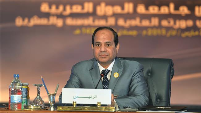 Photo of Arab leaders agree to form joint military force: zionist Sisi