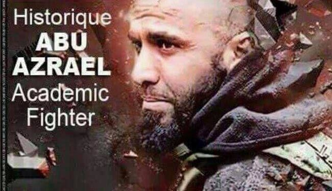 """Watch ISIS Horrific Nightmare; """"Abu Azrael"""" or Angel of Death for ISIS"""