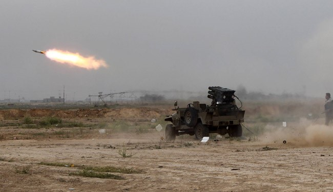 Photo of Iraqi Forces Offensive Against ISIS in Center of Tikrit