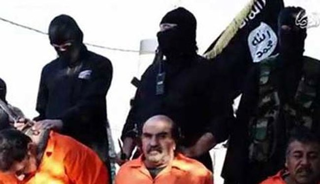 Photo of israel's Rabid Dog ISIS New Video Shows Beheading 3 Peshmerga
