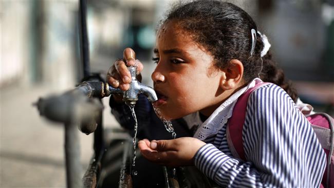 Photo of Palestinians slam Slaughterer Inhuman Israel's unfair water distribution