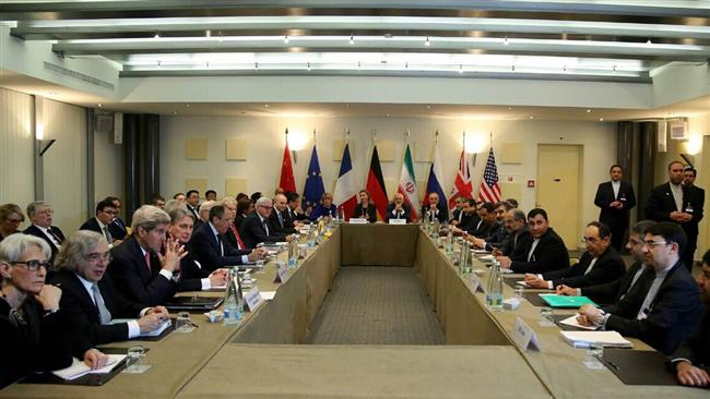 Photo of Iran, P5+1 hold plenary nuclear meeting in Lausanne