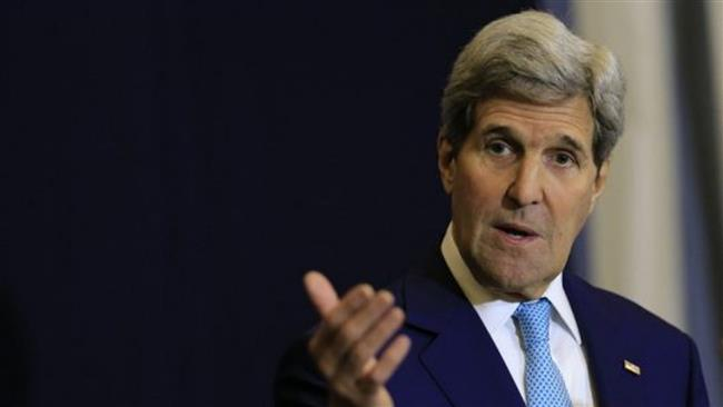 Photo of Double faced John Kerry: Many technical differences have been solved