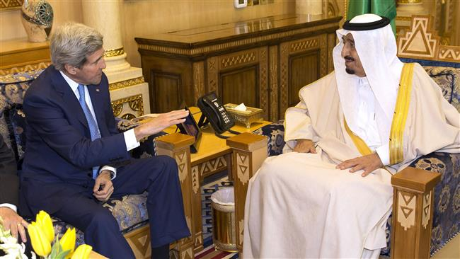 Photo of Kerry in Saudi Arabia to calm nerves over Iran deal