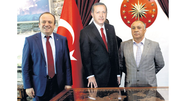 Photo of VIDEO- It is forbidden to touch this model of Turkish President Erdogan