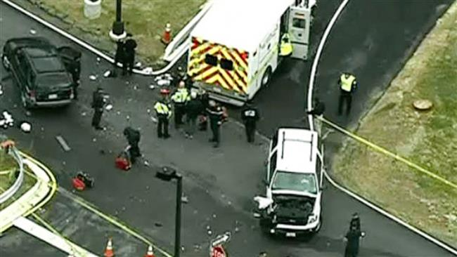 Photo of Shooting at NSA headquarters kills one, injures another