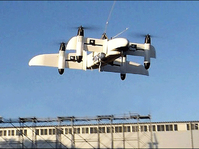 Photo of Iran Manufactures First Home-Made VTOL Drone