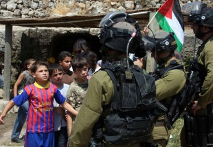 Photo of Israeli forces shoot 30 Palestinian children since start of year