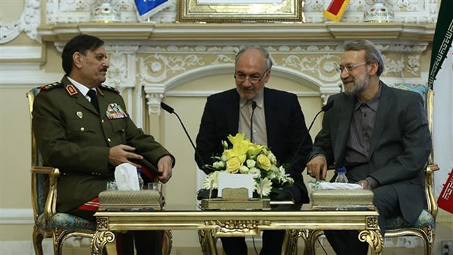 Photo of Syria targeted for resistance against Israel: Larijani
