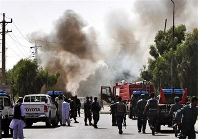 Photo of Bomb Blast Wounds 11 in Afghanistan's Siagard District
