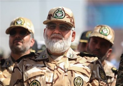 Photo of Iranian Army Monitors All Moves along, beyond Borders: Commander