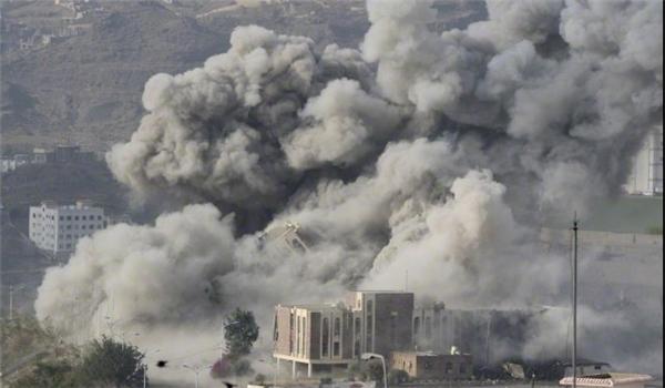 Photo of Terrorist israel's Rabid Dog Saudi Fighter Jets Still Bombing Yemen