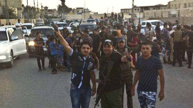 Photo of Iraqi army recaptures Ramadi from ISIL terrorists