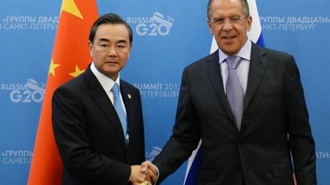 Photo of Chinese FM in Russia to discuss 'strategic' relations