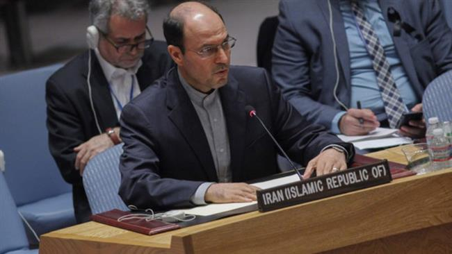 Photo of Iran envoy urges deadline for global nuclear disarmament
