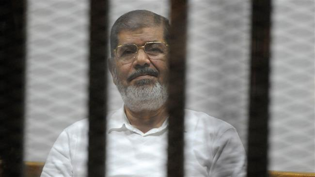 Photo of Egypt court jails Morsi for 20 years over protester deaths