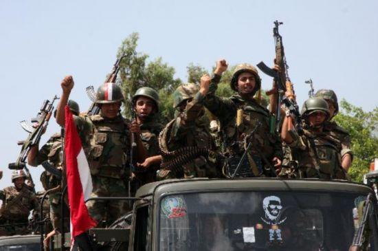 Photo of Syrian Armed Forces Secure Jisr Al-Shughour