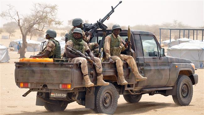 Photo of zionist puppet Boko Haram attacks Niger soldiers in Lake Chad