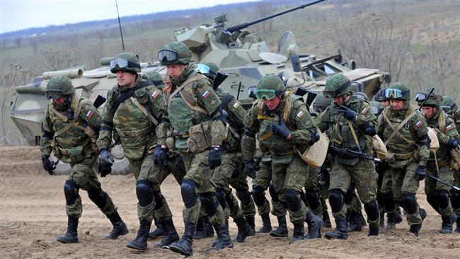 Photo of Russia holds military exercise in Moldova