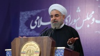 Photo of Rouhani says 'tough road' ahead of final nuclear deal