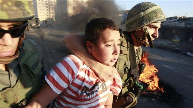 Photo of Rabid Dog israeli forces arrest two Palestinian minors