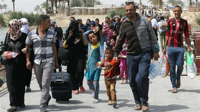 Photo of More than 90,000 Iraqis flee violence in Anbar province: UN