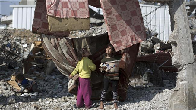 Photo of No home rebuilt in Gaza after 2014 Israel war