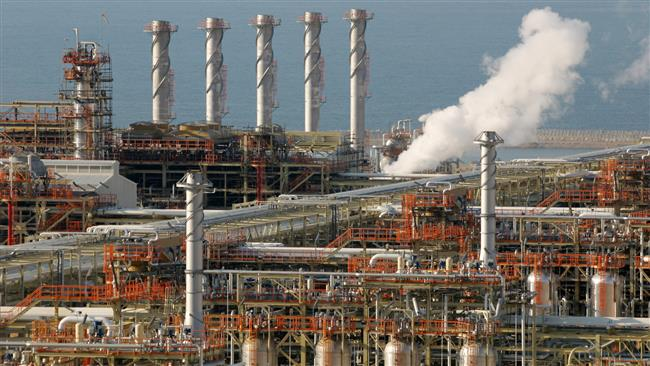 Photo of Iran's South Pars gas production reaches 14tcf/d