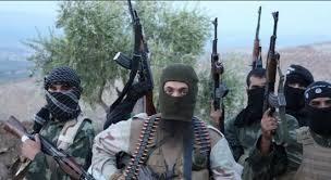 Photo of Rabid Dog ISIL Holding 50 Civilians after Raid on Syria Village