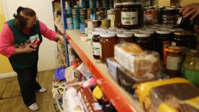 Photo of Over 900k Britons using food banks: Report