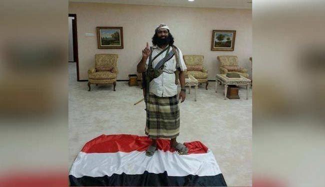 Photo of Sweet Days of Al-Qaeda Commander Inside Yemen Governor's Palace