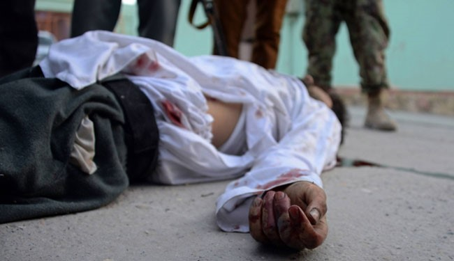 Photo of 33 Afghan Soldiers Killed, Wounded and Beheaded in Badakhshan