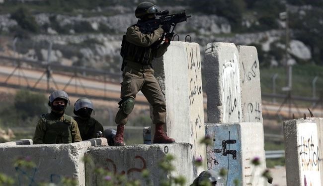 Photo of Palestinian Clashes with Occupation Forces in West Bank