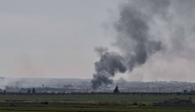 Syrian Army and Air force Targets Terrorist Position's in Idlib