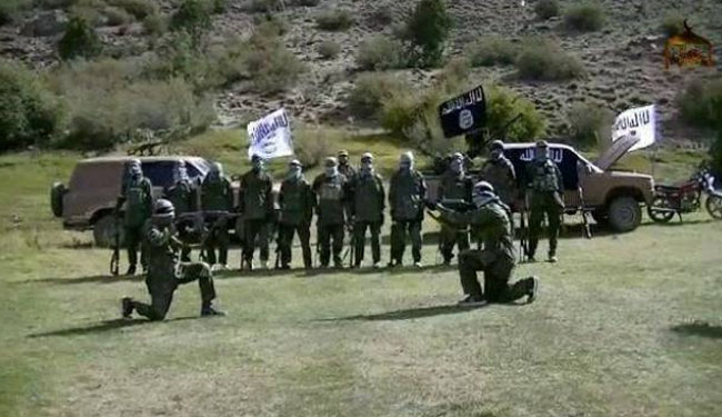 Photo of PHOTOS: Terrorist Training Camp in ISIS's Khorasan Province
