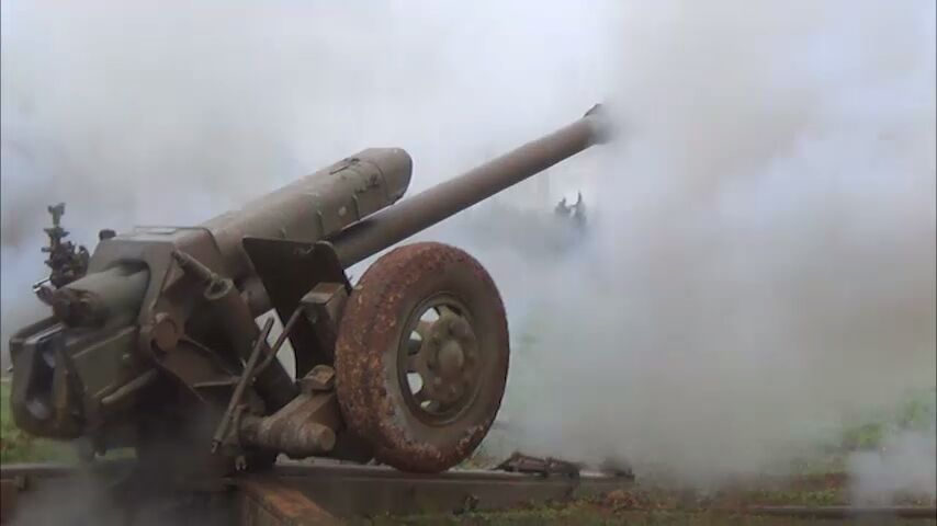 Photo of Syrian Army Strikes Nusra Terrorists in Damascus Countryside