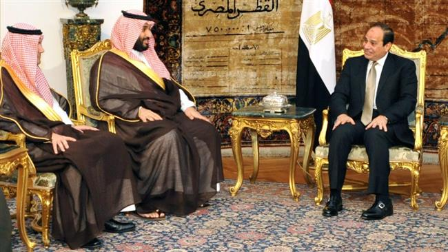 Photo of Saudi Arabia, Egypt agree to consider holding joint military drill