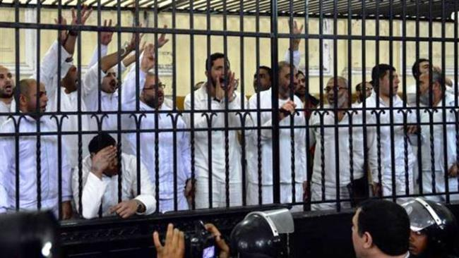 Photo of Egypt sends 230 people to military court for 2013 protests