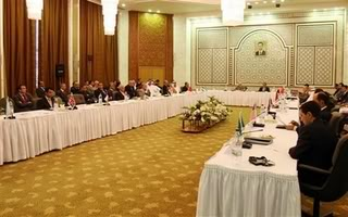 Photo of Syrian-Iraqi-Iranian meeting calls on international community to take comprehensive stance against terrorism