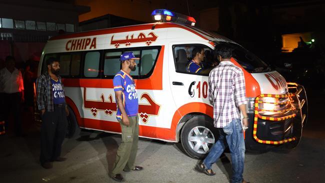 Photo of Gunmen kill Pakistani human rights activist in Karachi