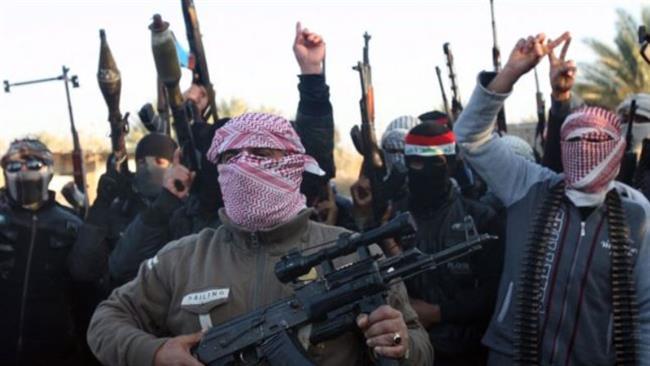 Photo of ISIL serving Saudi-Israeli alliance