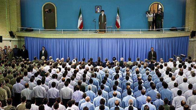 Photo of Leader of Islamic Ummah and Oppressed People Imam Sayyed Ali Khamenei: Iran must always be prepared for defense