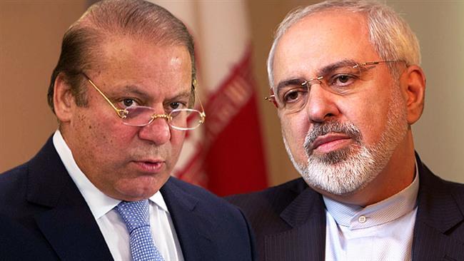 Photo of Iran FM, Pakistan PM discuss key Mideast issues