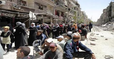 Photo of Palestinian Resistance Makes Significant Progress at Yarmouk Camp